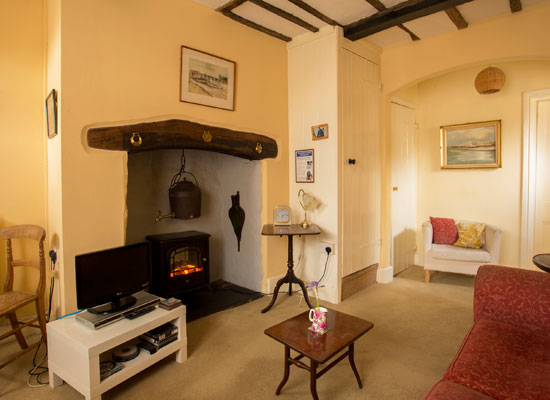 Town Cottage Llanidloes